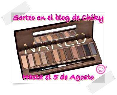 Sorteo chiky: