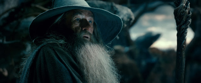 Gandalf in The Hobbit: The Desolation of Smaug movie still image picture photo