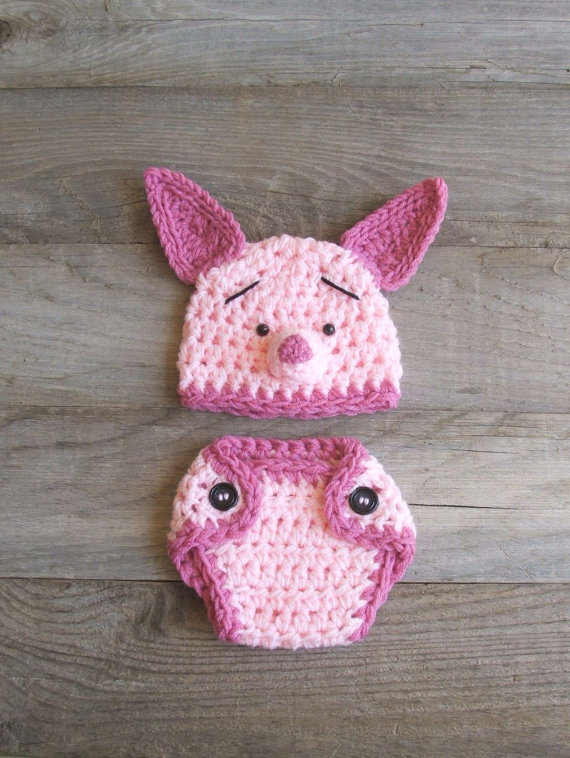 julies blog: Crochet Baby Costumes