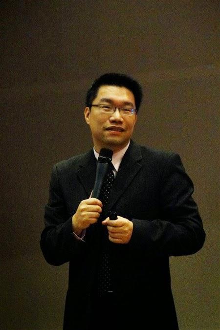 名人推薦---企業內訓名師謝文憲評楊醫師