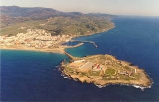La isla de las Palomas - Tarifa