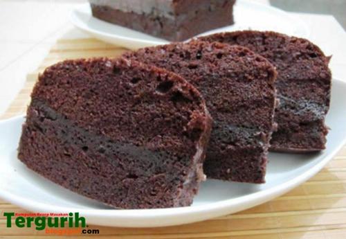 Resep dan Cara mudah Membuat Brownies Coklat Kukus yang enak dan lembut