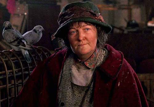 Home alone 2: lost in new york - bird lady