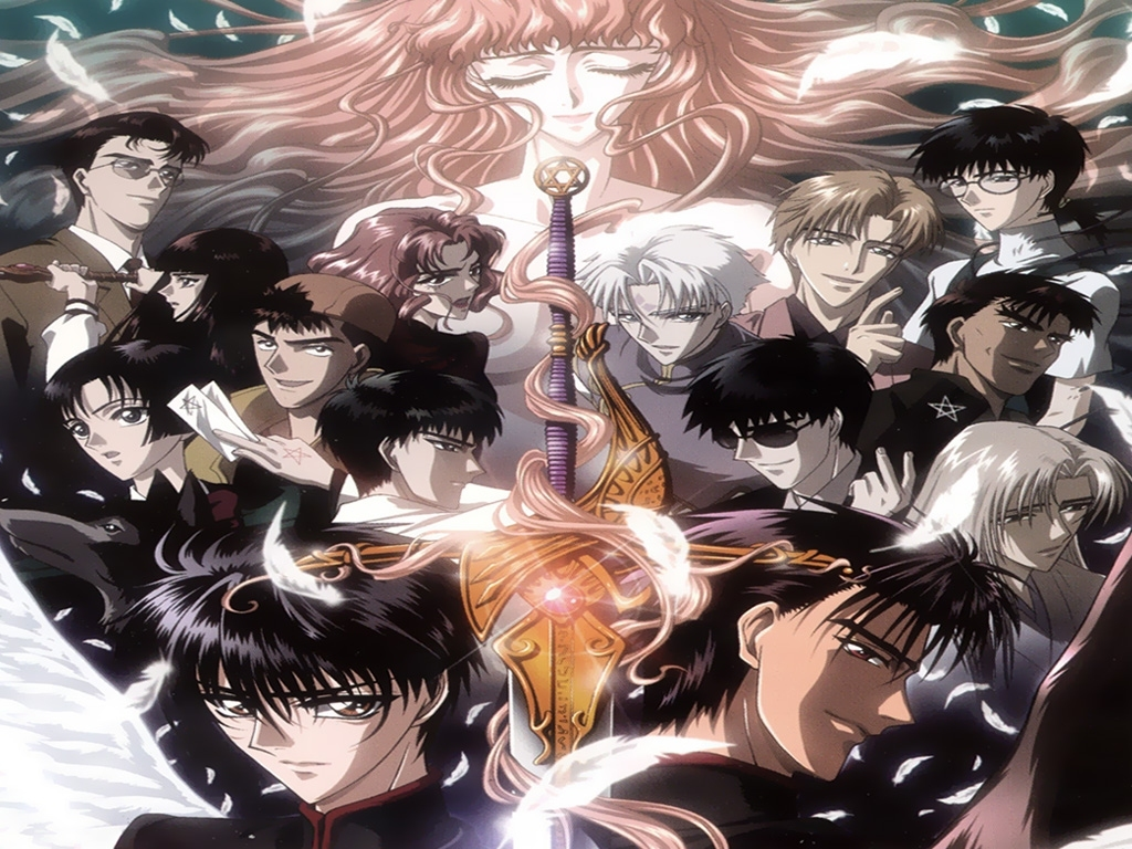 Anime  - X 1999 Clamp 1812239x1999