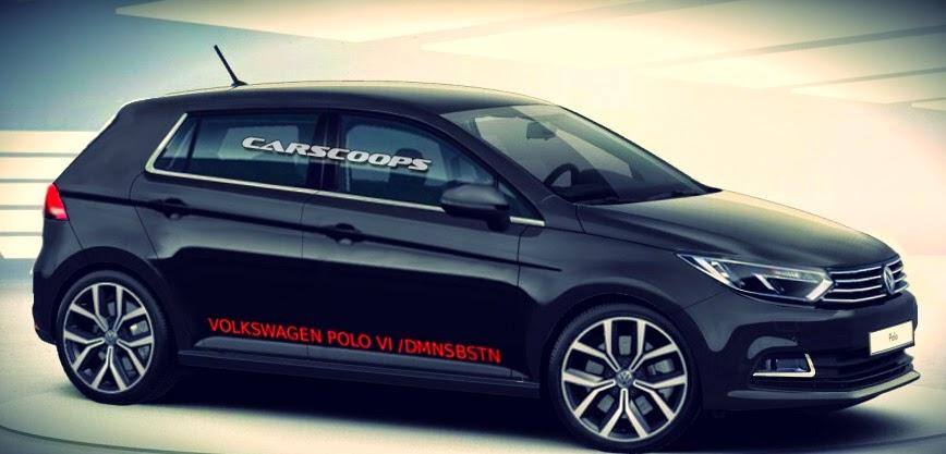 2016 2017 VW Polo