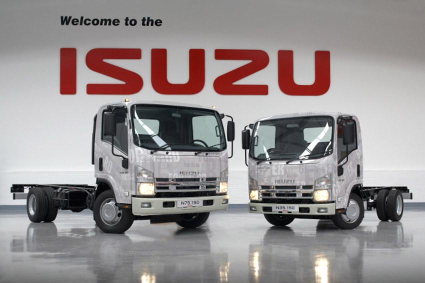New isuzu deals