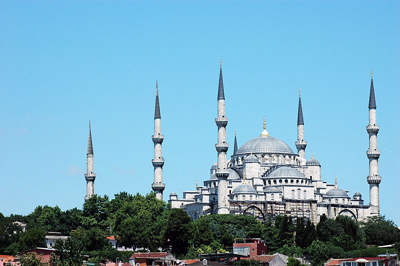 Suleymaniye Mosque, the most important examples of ...