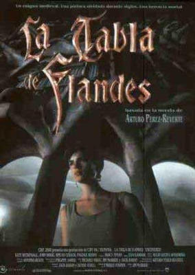 La tabla de Flandes, Arturo Pérez-Reverte, Kate Beckinsale, John Wood, Jim McBride