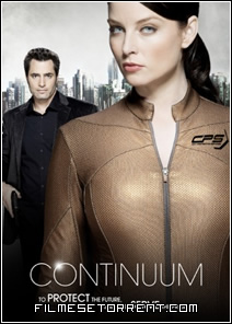 Continuum 3 Temporada Torrent Dublado