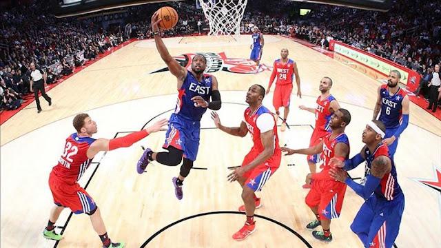La NBA lucirá logo de KIA en las camisetas del All Star