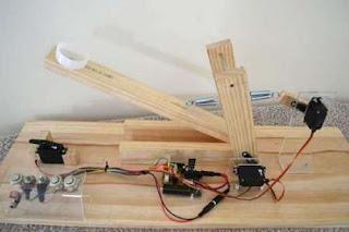 Catapult Arduino