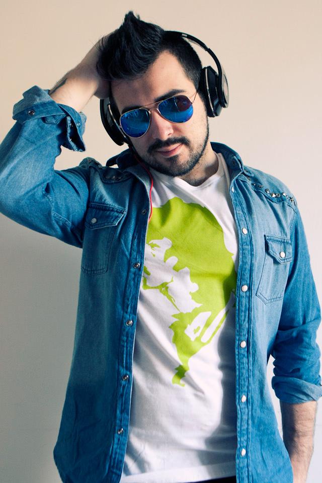 Guy Overboard, Fashion Blogger, SJF Company