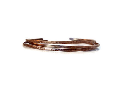 MagPie Approved: Wind Dancer Studios Copper Bangles, Amazon Handmade