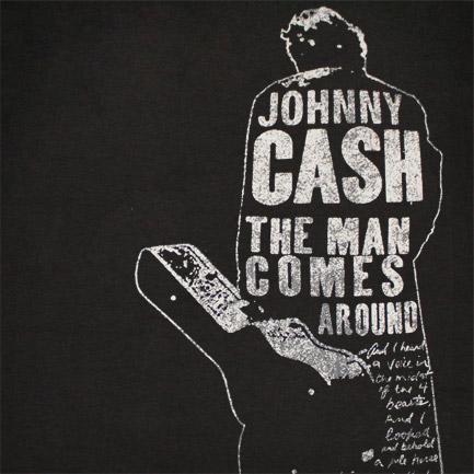 JOHNNY CASH - THE MAN COMES AROUND LYRICS