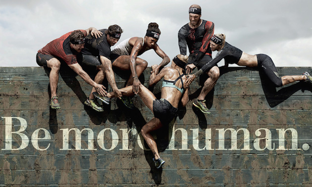 Reebok, Be more human, Ser más humanos, campaña publicitaria