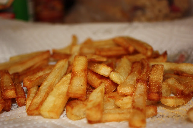 how to make perfect yam fries