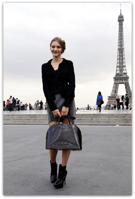 Parisian Chic Style!