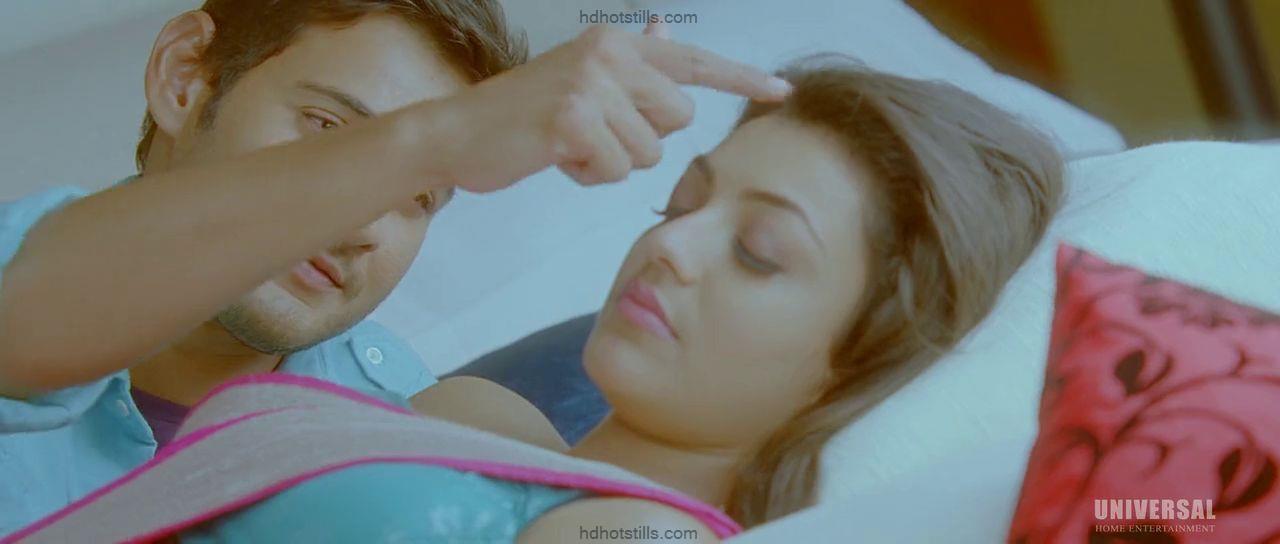 Kajal Agarwal Hot Stills from Chandamama Song Telugu movie ...