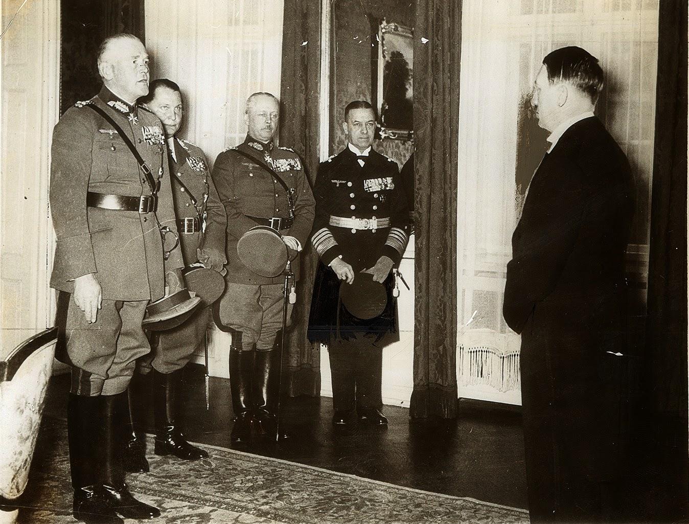 Citaten Hitler Sebenarnya : Nazi jerman album foto perayaan tahun baru neujahr