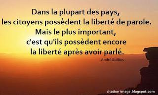 citation image politique et liberté