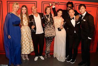 CFDA Awards 2013