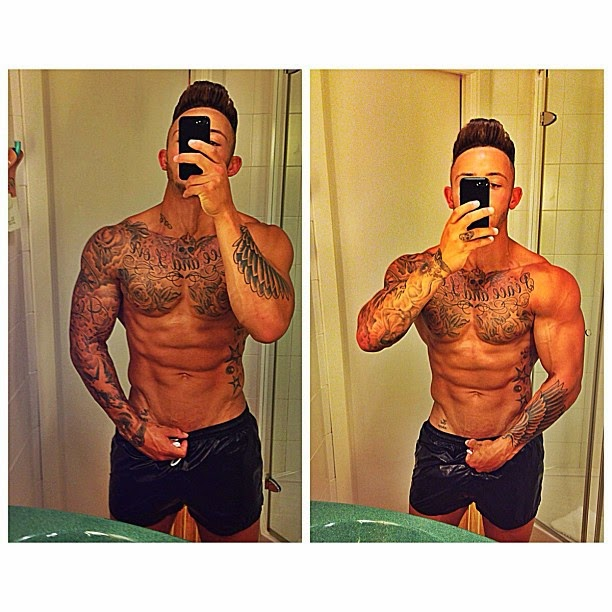 Ashley Cain mtv