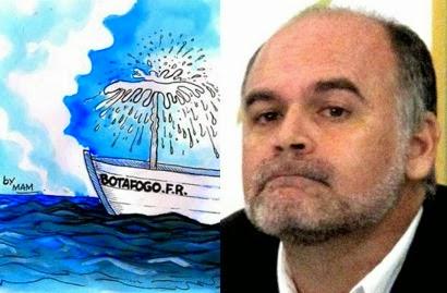 Por que o presidente do Botafogo está ainda está solto?