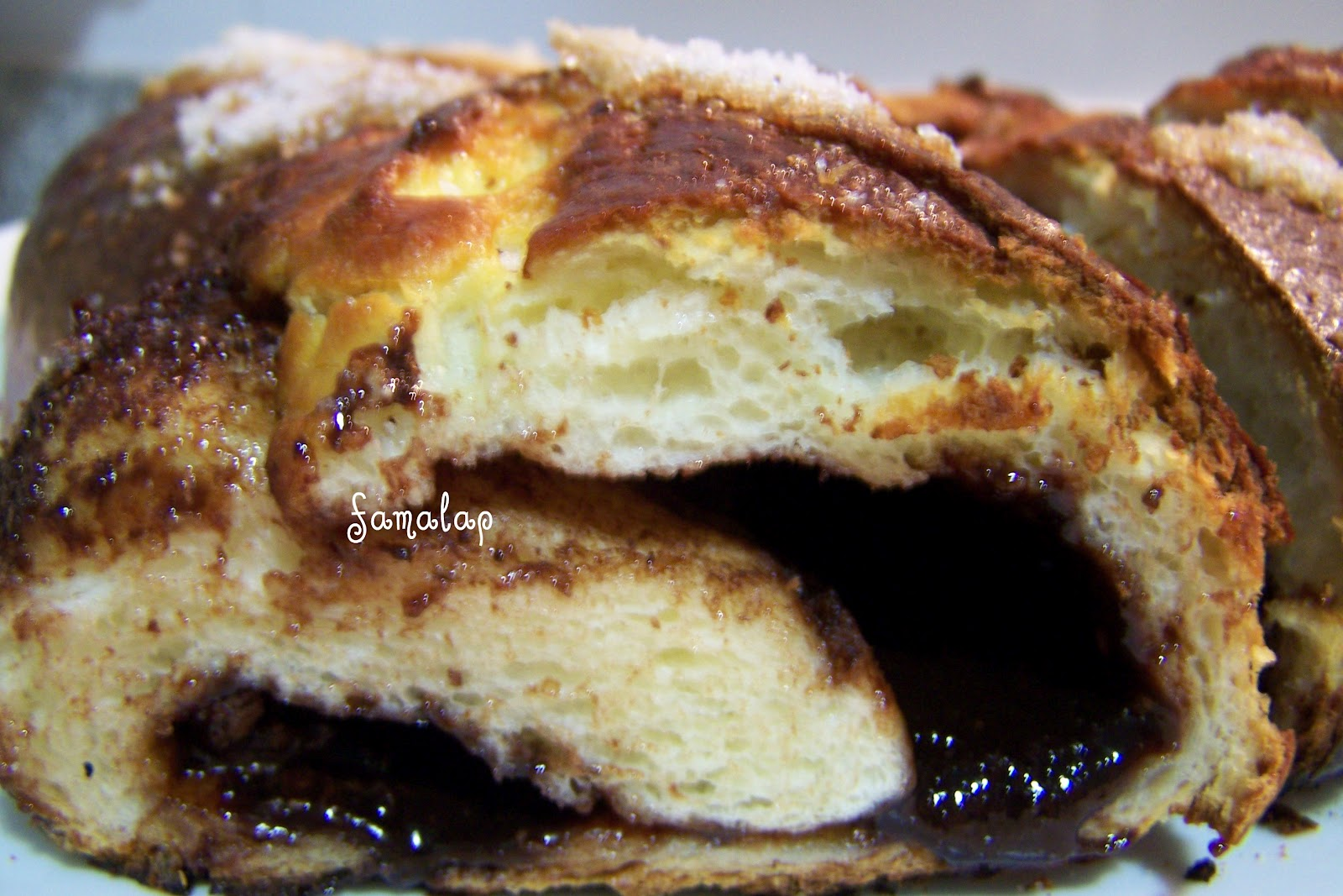 Cocina f cil sin gluten rotollo de nutella - Cocina facil sin gluten ...