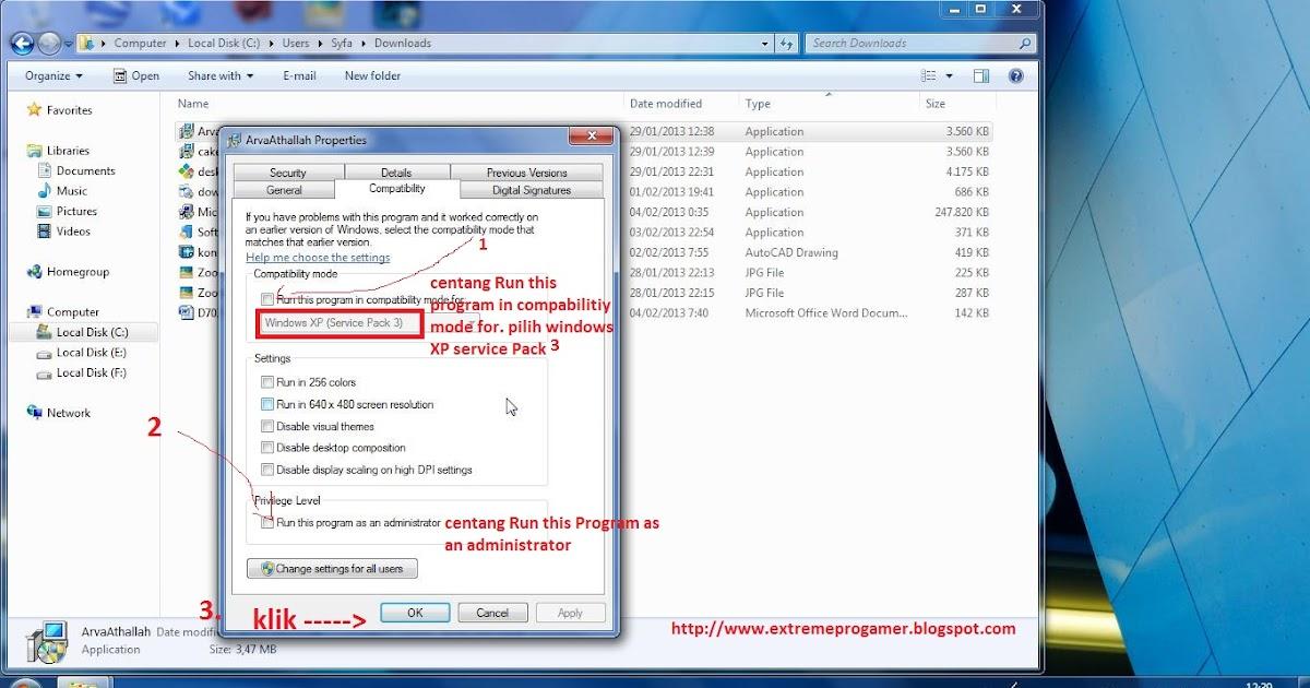 Cara Download Game Pc Windows Xp