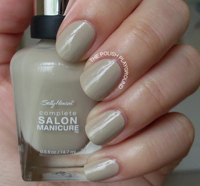 Sally Hansen Complete Salon Manicure Evening Fog