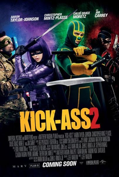 Kick-Ass 2 เกรียนโคตรมหาประลัย 2 ดูหนังออนไลน์ HD รองรับ IOS iPhone iPad Android