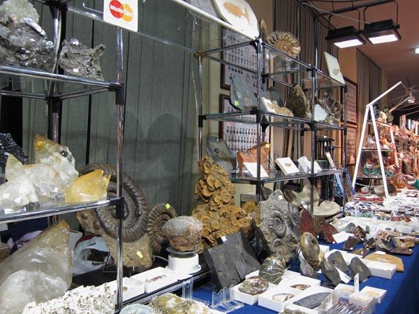 XXI Certamen de Minerales, Gemas y Fósiles