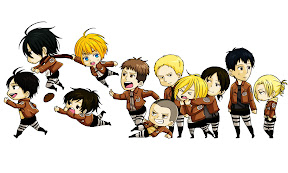 ATTACK ON TITAN v.4 ATTACK ON TITAN! (Shingeki no Kyojin)