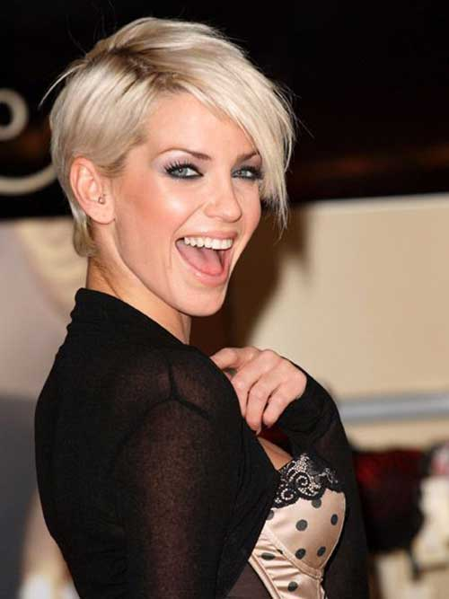 Photos Of Short Edgy Hairstyles | Short Hairstyle 2013