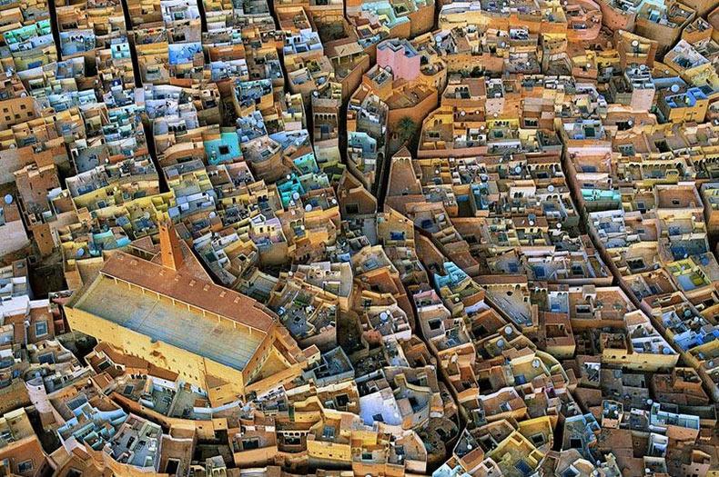 Las ciudades fortificadas del valle de M'Zab | Argelia