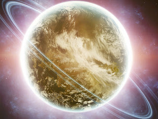 New Space Wallpapers 2012