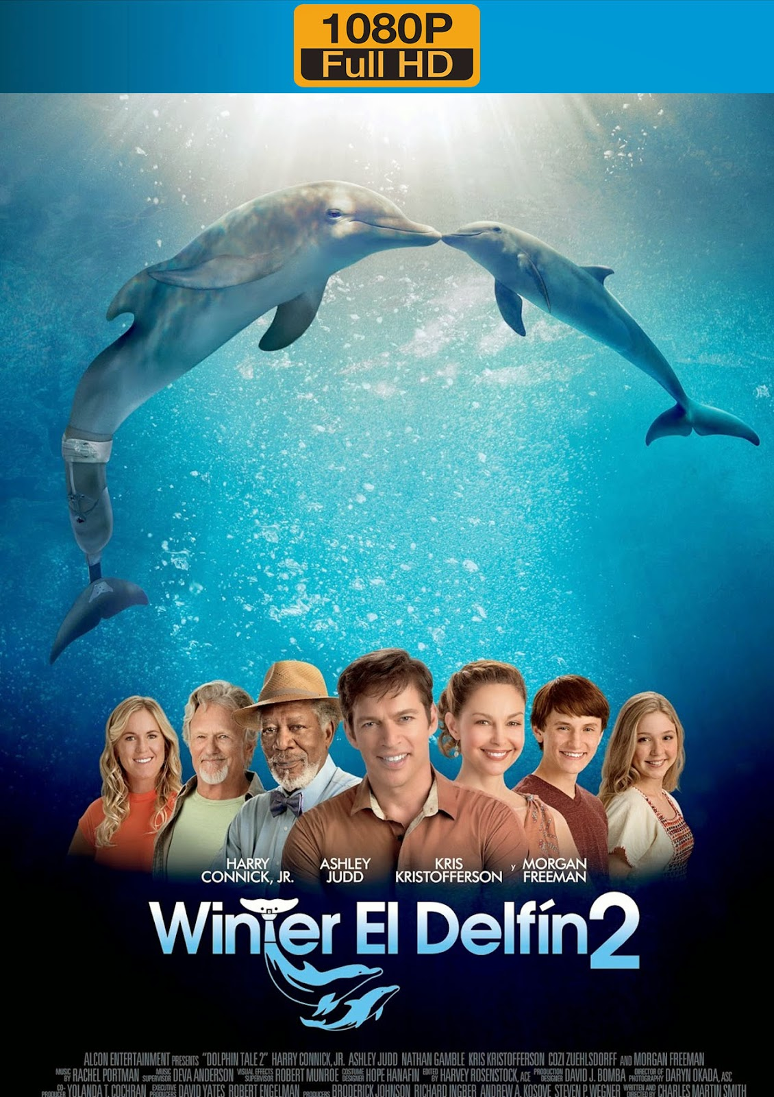 Dolphin Tale 2 2014 1080p Dual