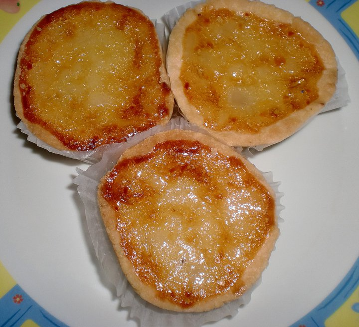 how to make macapuno tart