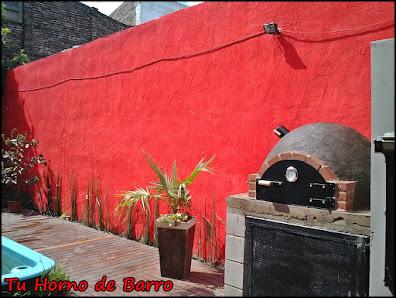 HORNO DE BARRO PEQUEÑO 1,10 MT