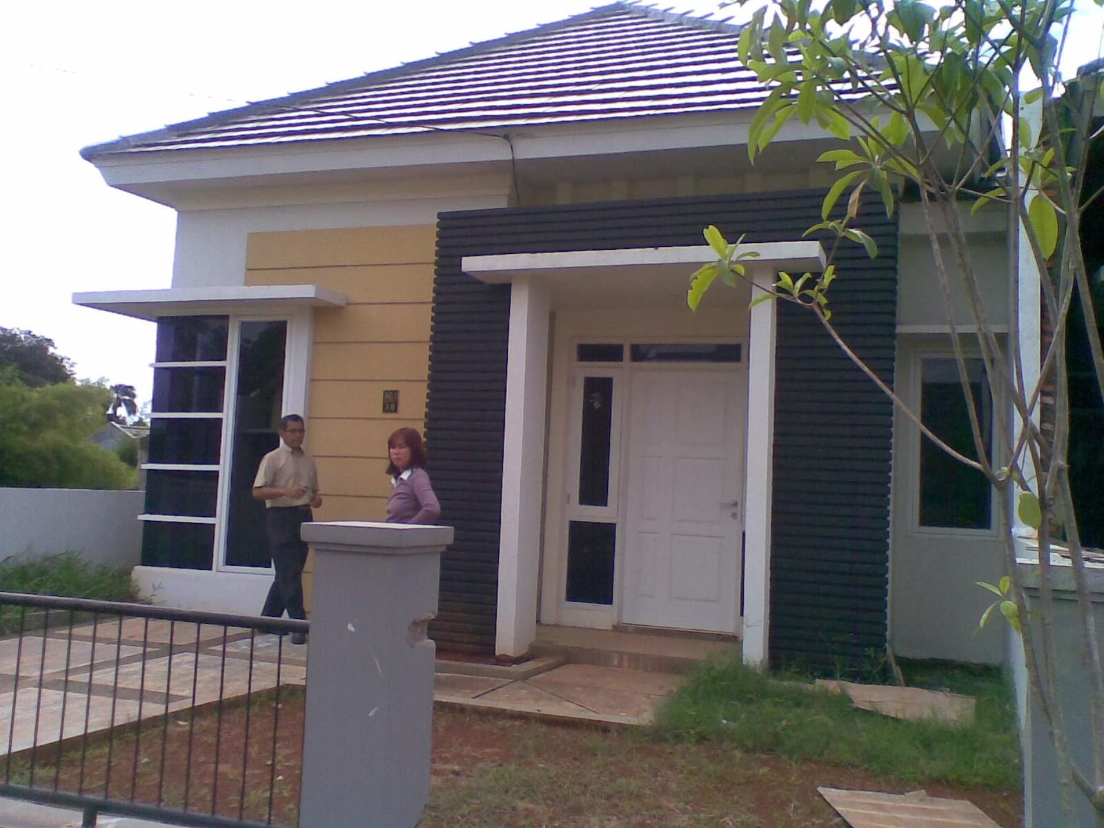 gambar rumah minimalis 1 lantai update desain rumah