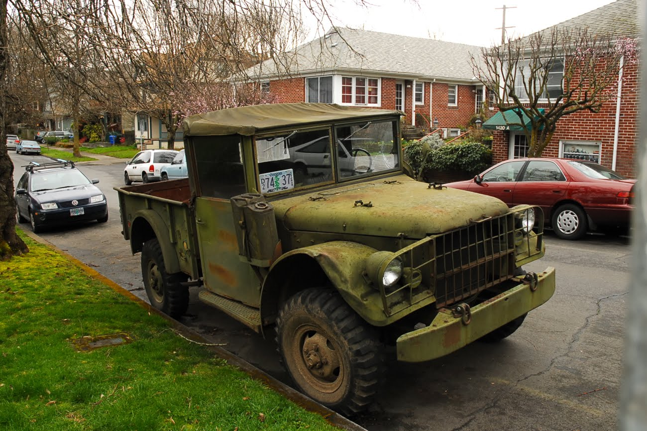 Dodge trucks in wwii - March 26 2012