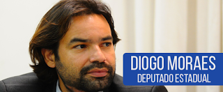 DEP. DIOGO MORAES