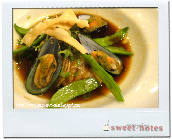 Steamed Lapu-Lapu Fillet