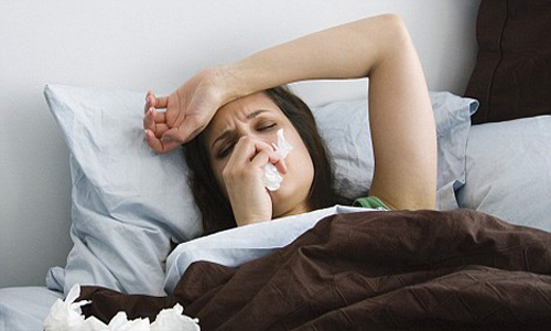 грип, ОРВИ