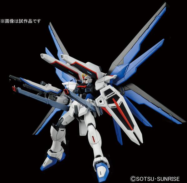HG Freedom Gundam Revive Version