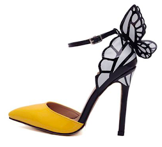 Choies Butterfly Heels