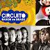 Circuito Banco do Brasil traz , Linkin Park ,Kings of Leon Paramore,MGTM e Panic! at the disco.