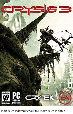 crysis 3 release date in UK