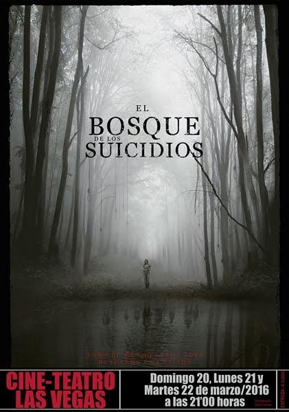 Cine: El Bosque de los suicidios