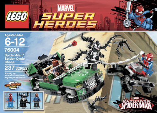 lego spider man 3 sets - photo #1
